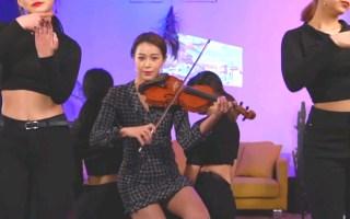 【小提琴】《SOLO-jennie》cover by Jenny yun