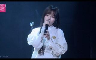 BEJ48zTEAMB沈小爱生日公演现场生唱