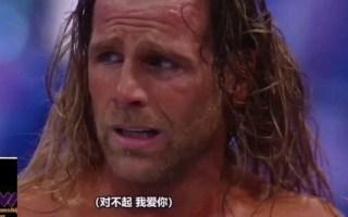 """摔角狂热24:HBK vs Ric Flair(退役赛)""""对不起,我爱你!""""全场剪辑"""