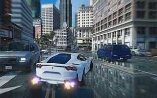 ▻ GTA V 8k 60FPS ✪ 2019 ???? 光线追踪GeForce RTX™ 2080 Ti