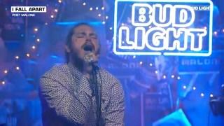 马龙现场】Post Malone - Psycho(Live From The Bud Light Dive