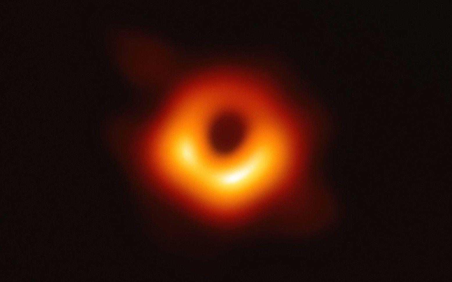 拍攝黑洞照片有多難?這個不到1分鐘的短片能給你最直觀的感受_嗶哩嗶哩 (゜-゜)つロ 干杯~-bilibili