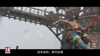 《荣耀战魂》第四赛季新英雄公布