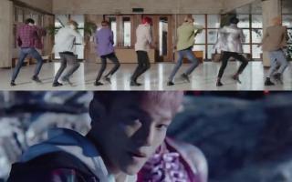 K-POP混音】STRAY KIDS/NCT/EXO - District 9/Cherry Bomb/Mama/Black on