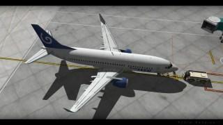 X-Plane] IXEG 737 冷车启动和ILS 夜降教程- 52donghua net