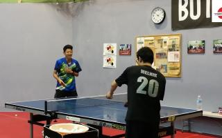 Loop like Ma Long -- EXPLOSIVE forehand -- TOMORROW TABLE TENNIS