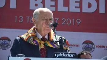 """MHP lideri Bahçeli: Cumhurbaşkanlığı Hükümet Sistemi, cumhurla cumhuriyeti kucaklaştırmıştır"""""""