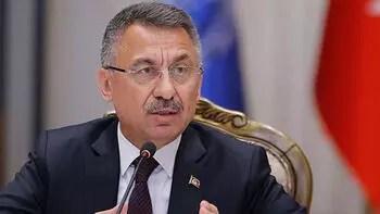 Son dakika... Cumhurbaşkanı Yardımcısı Oktay'dan Doğu Akdeniz açıklaması
