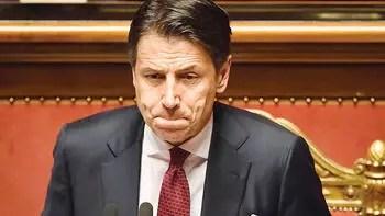 İtalya Başbakanı istifasını sundu