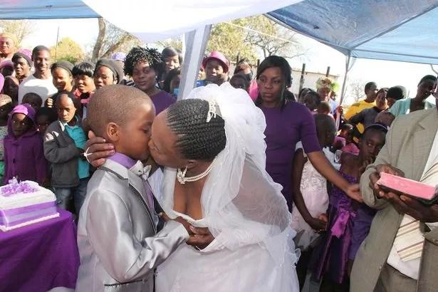Wedding Attire 13 Year Old Boy