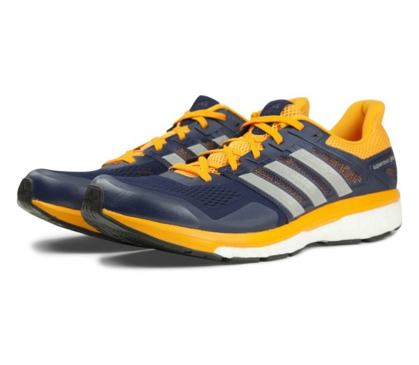 Adidas - Supernova Glide Boost 8 Herren Laufschuh (orange ...