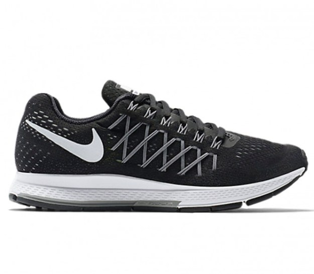Nike - Air Zoom Pegasus 32 Chaussures de running pour femmes (noir/blanc) - EU 40 - US 8,5