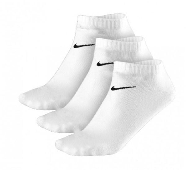 Nike - Chaussettes (3 paires) Value NO Show blanc- XL (46 - 48,5)
