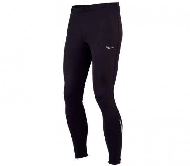 Saucony - Omni LX Tight Pantalon de running hommes (noir) - XL