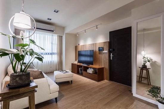 你見過無印良品風格的家居裝潢嗎?簡直是小戶型的福音! - 每日頭條