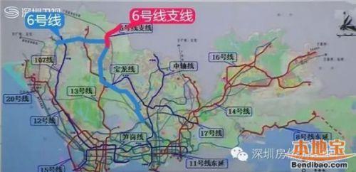 深圳地鐵6號線科學館站正式開工建設 預計2020年5月開通 - 每日頭條
