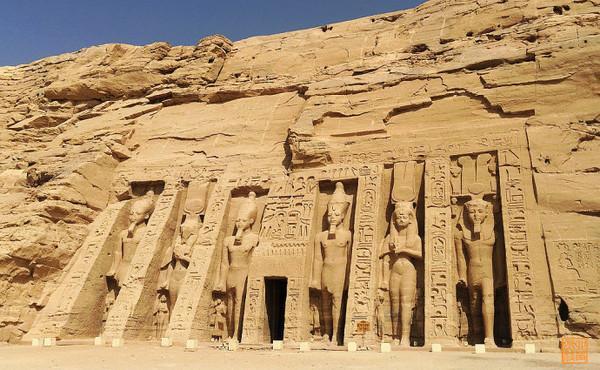 古埃及人究竟崇拜什麼 越看越美的埃及神廟 - 每日頭條