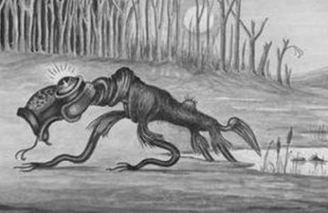 「本耶普」唯一有可能真實存在的傳說中的食人獸! - 每日頭條