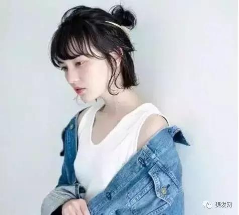 「文青」風格短髮圖片 髮型過渡期也不尷尬! - 每日頭條
