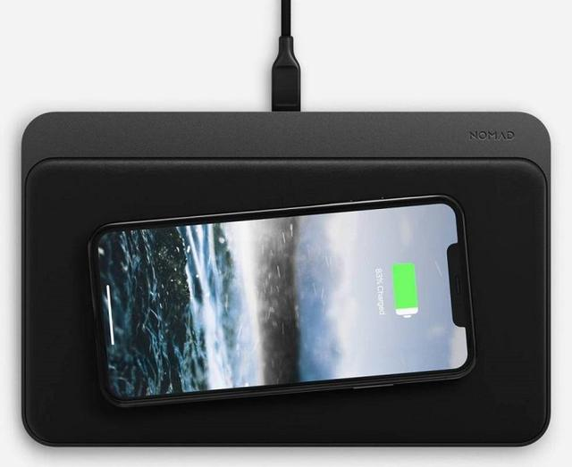 Nomad計劃推出Base Station Pro無線充電板 彌補蘋果AirPower的遺憾 - 每日頭條