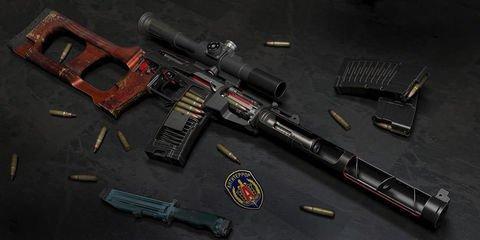 刺激戰場:slr射手步槍和駁殼槍 - 每日頭條