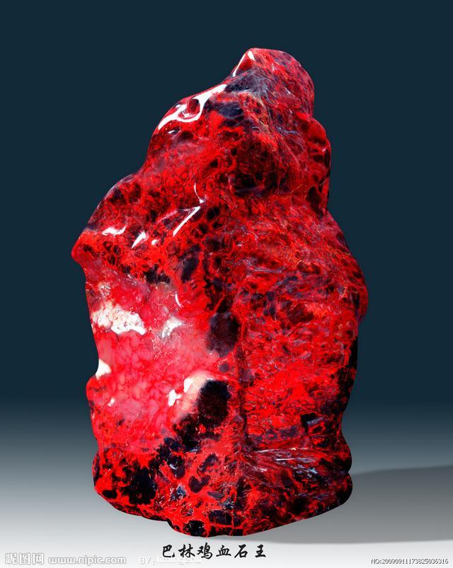 雞血石的紅色誘惑--這個石頭引起的風暴 - 每日頭條