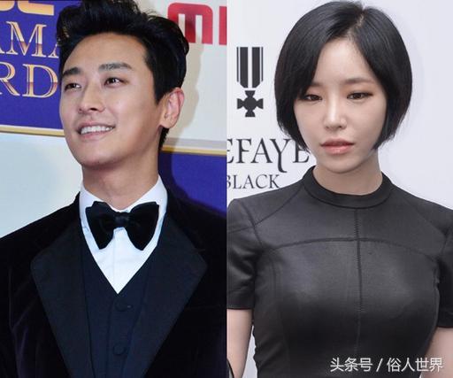 韓娛圈正在交往的十對情侶(第二更)並不看好最後一對 - 每日頭條