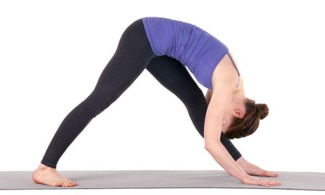瑜伽初練者如何快速提高柔韌性 - 每日頭條