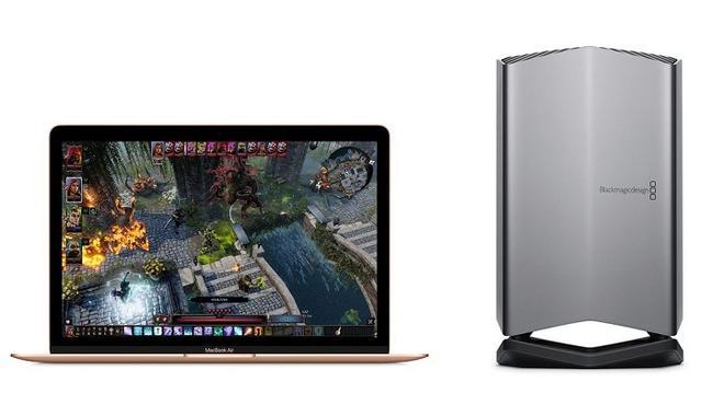 Blackmagic Design推eGPU Pro外置顯卡擴展塢 支持新款Mac - 每日頭條