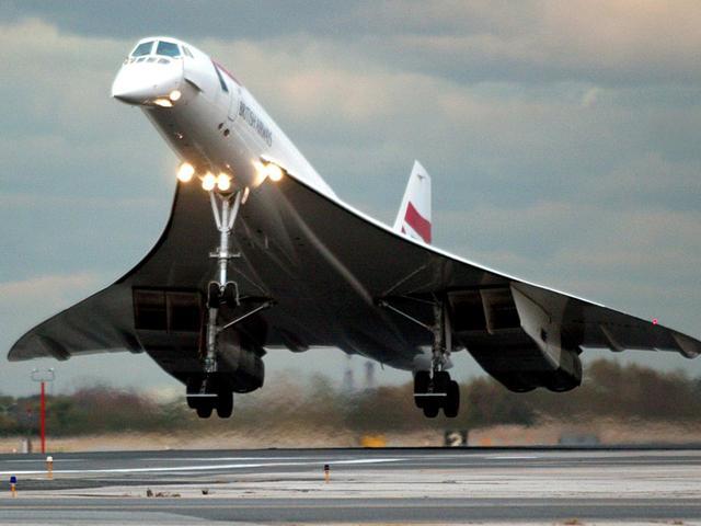 價格合理速度最快的超音速協和式客機被淘汰的原因 - 每日頭條