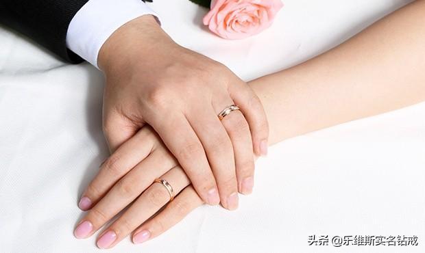 婚戒正確戴法是什麼?選擇什麼材質和大小? - 每日頭條