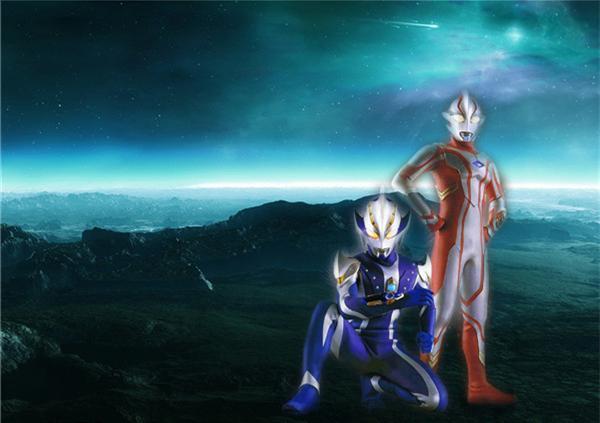 夢比優斯和希卡利是兄弟,賽文·奧特曼,賽文·奧特曼,新危機再次出現!Ultraman Institute丨阿哦玩具 ao toys ...