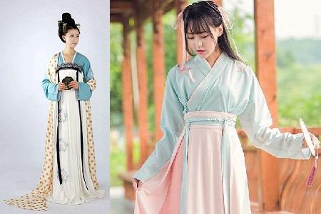 漢服中襦裙襖裙有什么區別 熱愛漢文化的你還傻傻分不清嗎 - 每日頭條