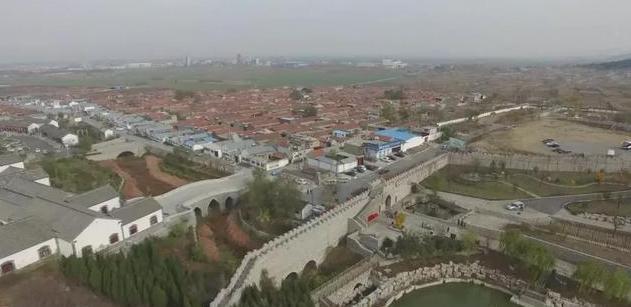 一道城牆,成就「穿越之旅」!《闖關東》原型濟南這座小山村 ...