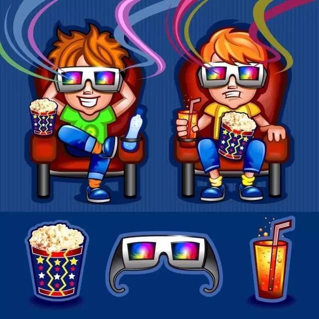 孩子看3D電影好不好?多大才能看3D電影? - 每日頭條