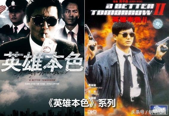 香港電影這十大導演你如何排名? - 每日頭條