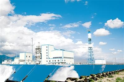 我國首座規模化儲能光熱電站成功投運 - 每日頭條