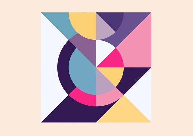 幾何色塊的拼接藝術,曾出現於荷蘭著名版畫藝術家艾雪(M. C. Escher)於1960年的作品「上下階梯(Ascending and Descending)」(圖2),樂高,很贊哦 - 每日頭條