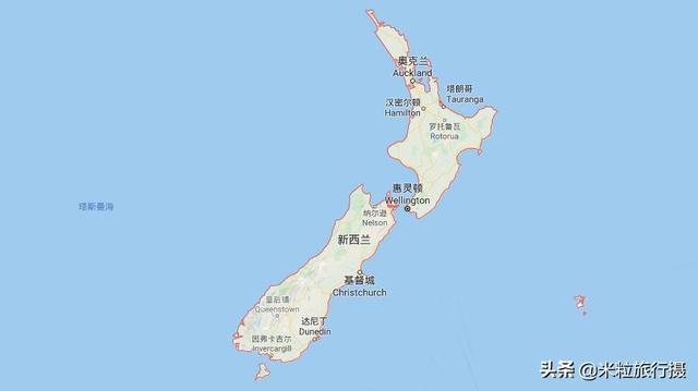 紐西蘭旅行必看之城市人文,奧克蘭基督城皇后鎮之城市風景 - 每日頭條
