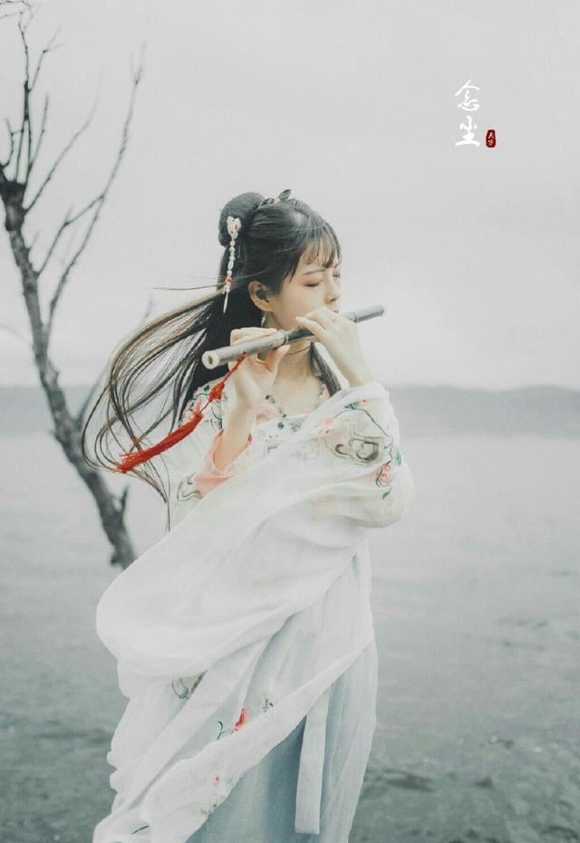 十二星座專屬的古風裝扮,獅子的仙氣十足,處女座宛如冰雪美人! - 每日頭條