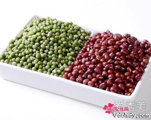 綠豆和紅豆 盤點消腫祛濕的八種食物 - 每日頭條
