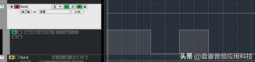 「宿主軟體」Cubase 音頻 MIDI 編輯篇之自動化處理 - 每日頭條