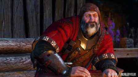重溫《巫師3狂獵》我把男爵和他老婆玩死了 - 每日頭條