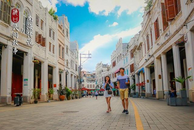 騎樓老街——騎樓建築群,再現南洋風情 - 每日頭條
