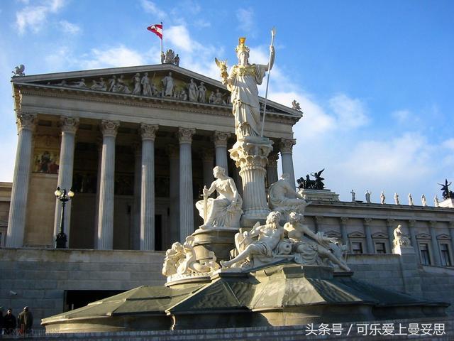 維也納歌劇院——街頭巷尾都在聽歌的音樂之都 - 每日頭條