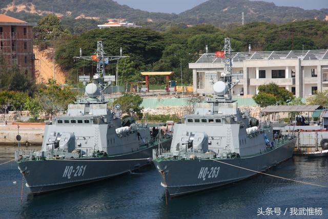 越軍金蘭灣基地曝光 風景美多艘先進戰艦駐泊 - 每日頭條