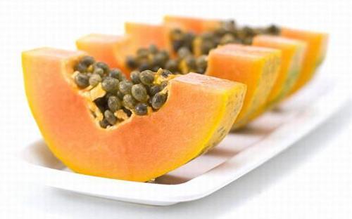 木瓜裡面的黑籽可以吃嗎 木瓜裡面沒有籽正常嗎 - 每日頭條