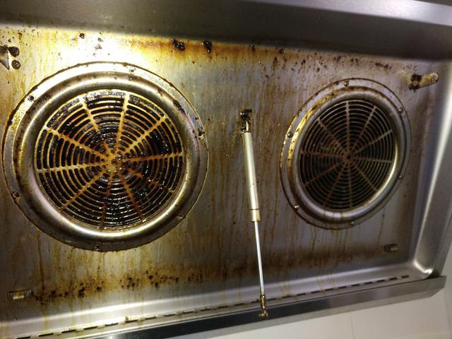 關於清洗油煙機的一些小妙招 - 每日頭條