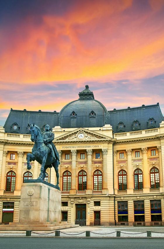 遺落在東歐的璀璨明珠——羅馬尼亞 - 每日頭條