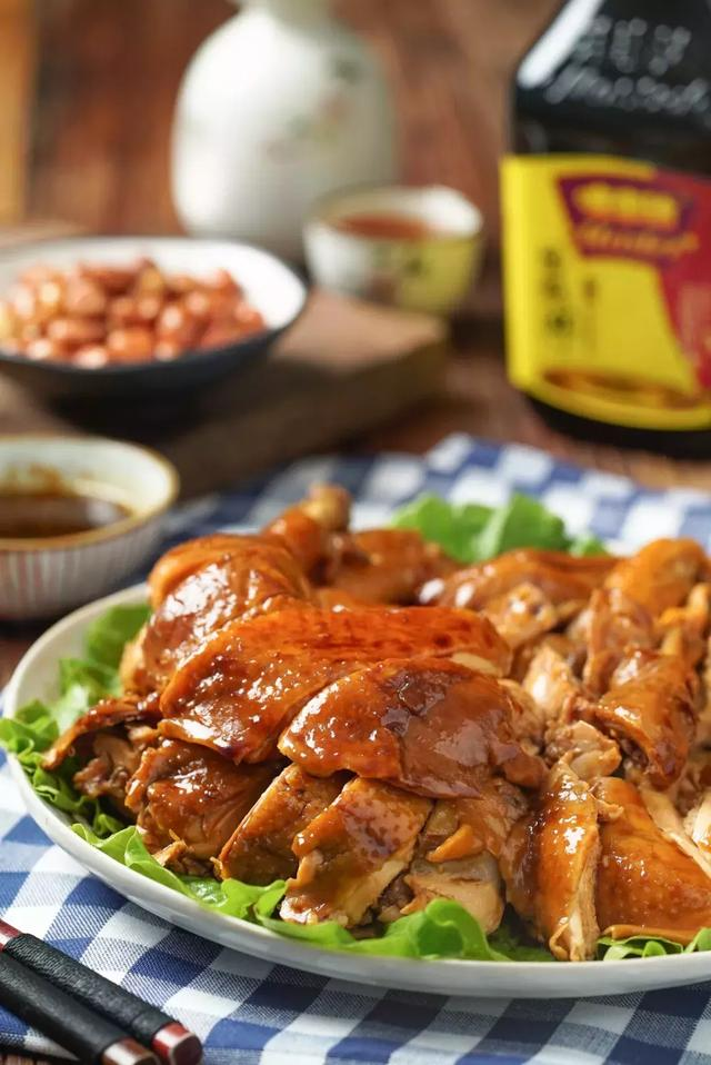 醬油雞就是只加了醬油嗎 - 每日頭條